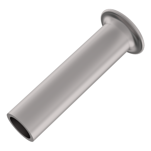 Rohrniete DIN 7340 - Form A