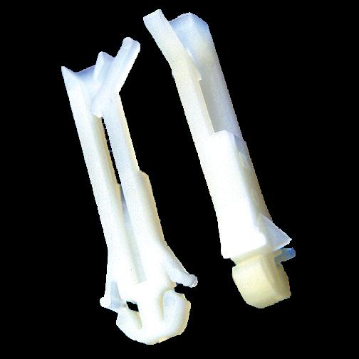 Leiterplatten-Führung 1,6mm Chasis 1,5-1,7mm/ Loch 4,0x7,0mm