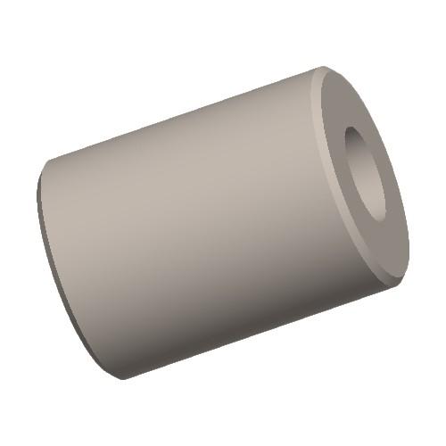 Löttechnik Isolierperle aus Keramik