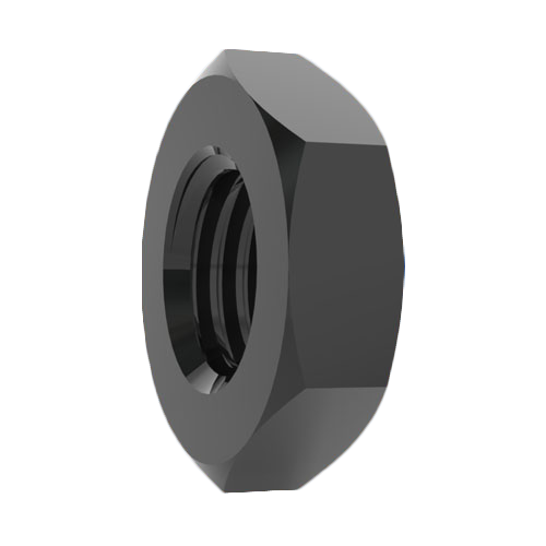 Kunststoff-Mutter DIN 934 - ISO 4032