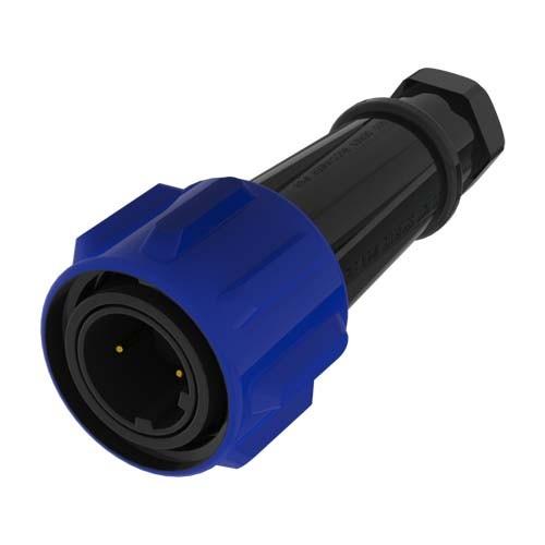 Wasserdichte Steckverbinder nach Schutzklasse IP66 und IP68