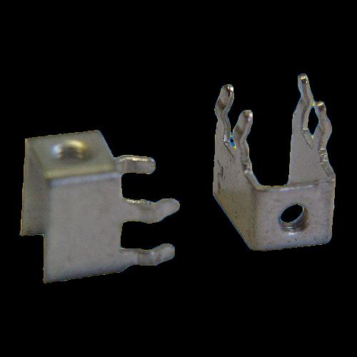 Anschluss-Klemmen - waagerecht / Kontaktfläche: 8,5x7,1 mm
