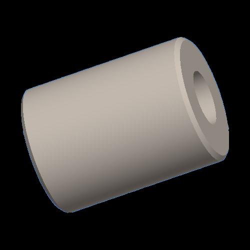 Keramik-Distanzhülse, 3,8X6,0X8,4