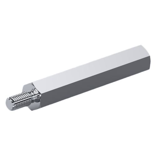 Abstandsbolzen M3 Typ B / Innen - Aussengewinde
