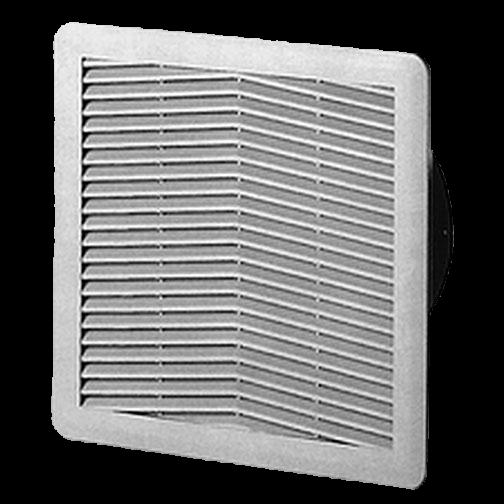 Schranklüfter mit Filtergehäuse 325mm/291mm 230V/AC