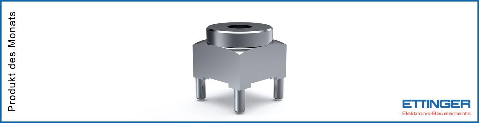 Unser Power-Element, Ihr Hochstrom-Leiterplattenanschluss