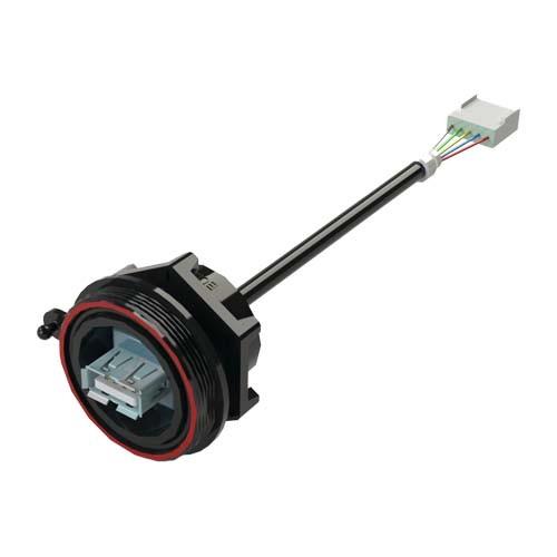 USB-Einbau-Steckverbinder